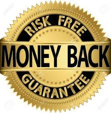 risk free money back